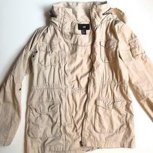 H&M cargo jacket